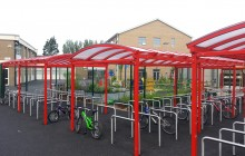 Bike & Smoking Shelters